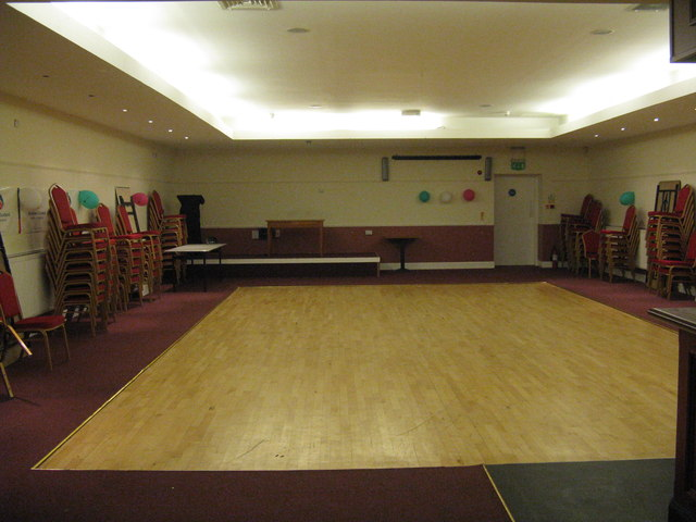 Function room at York Place Hotel