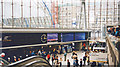 TQ3079 : Waterloo International Station, concourse 1997 by Ben Brooksbank