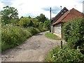 SU8279 : Knowl Hill Farm by Alan Hunt
