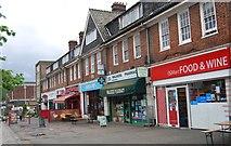 TQ1979 : Shopping parade, Gunnersbury Lane by N Chadwick