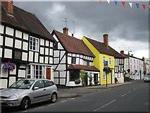 SP0957 : Henley Street/Church Street by Jonathan Thacker