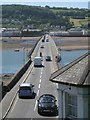 SX9372 : Teignmouth and Shaldon Bridge from Bishopsteignton Road, Teignmouth by Robin Stott
