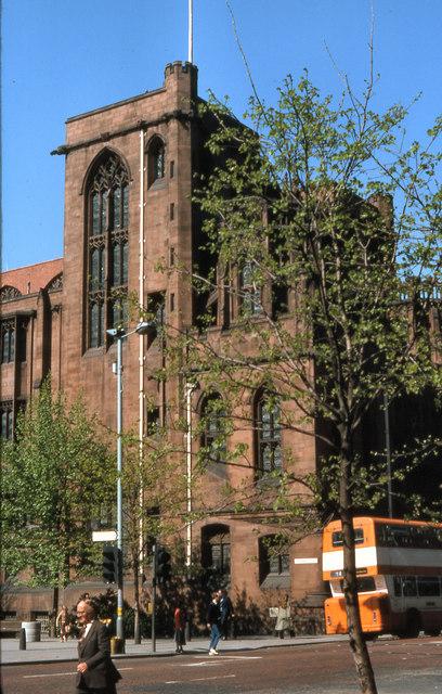 Manchester, John Rylands Library (1981)