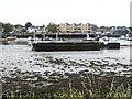 SU4313 : Hulk in the Itchen estuary by Oliver Dixon