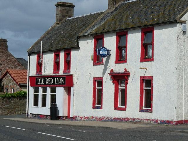 Red Lion Pub - Chirnside