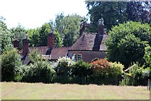 TQ6148 : Oast House at The White House, Hadlow Road East, Hadlow by Oast House Archive