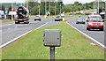 D1201 : Traffic counter, Ballymena (July 2014) by Albert Bridge