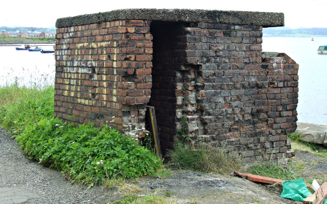 WWII defence post