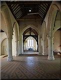 TL9925 : St Martin's Church, Colchester by Julian Osley