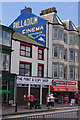 SD4364 : Palladium Cinema sign, Morecambe by Ian Taylor