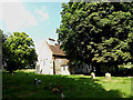 TM3377 : St.Margaret of Antioch Church, Linstead Parva by Adrian Cable