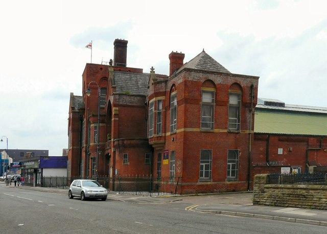 TA Centre, Old Street, Ashton under Lyne