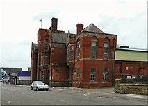 SJ9398 : TA Centre, Old Street, Ashton under Lyne by Gerald England