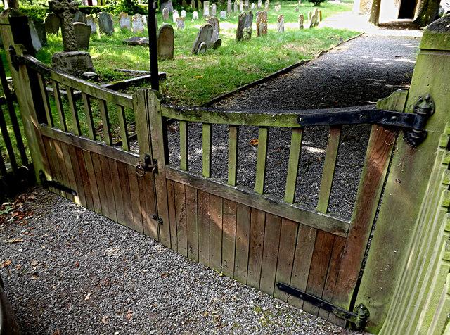 Gates of St.Margaret of Antioch Church