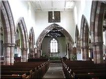 NY6820 : The Parish Church of St. Lawrence in Appleby by James Denham