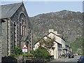 SH6945 : Towyn Road, Blaenau Ffestiniog by Andrew Hill