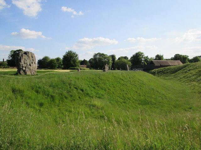 Avebury  Stone  Circle  (part  of )