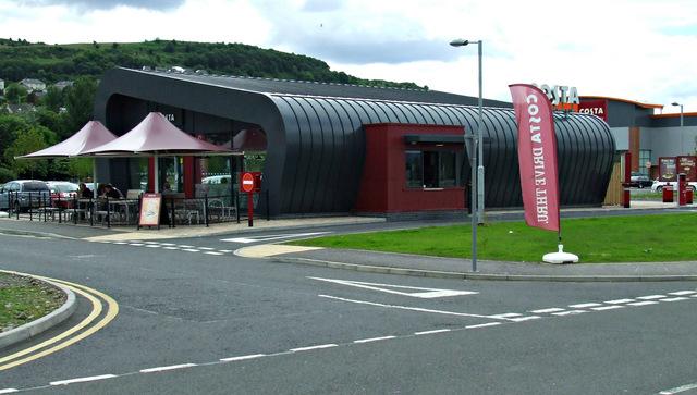 Costa Coffe Port Glasgow C Thomas Nugent Geograph