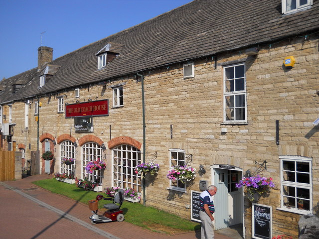 The Old Coach House, Market Deeping