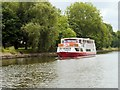 SE6050 : Yorkboat Cruise Boat , River Ouse, York by David Dixon