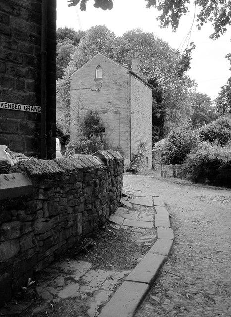 At Brackenbed Grange