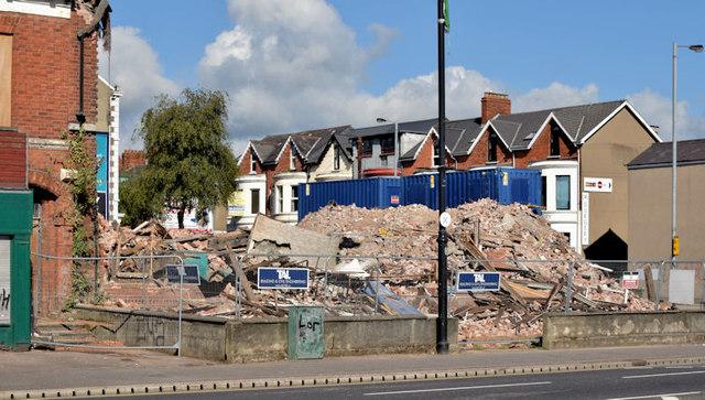 Nos 137-141 Ormeau Road, Belfast - July 2014(1)