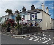 SX9265 : Angels Tea Rooms, Babbacombe by Jaggery