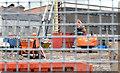 """J3374 : Block """"A"""", University of Ulster site, Belfast - July 2014(1) by Albert Bridge"""