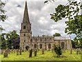SE2280 : The Church of Saint Mary the Virgin, Masham by David Dixon