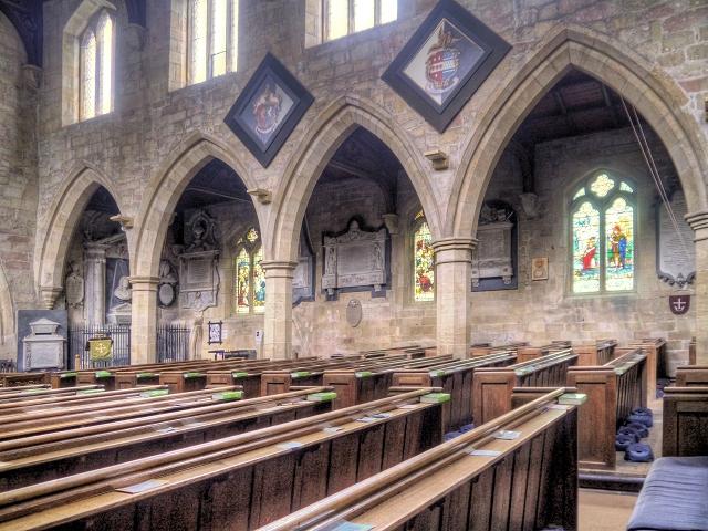 St Mary's Church, South Aisle