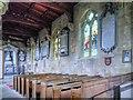 SE2280 : The South Aisle, St Mary's Church by David Dixon
