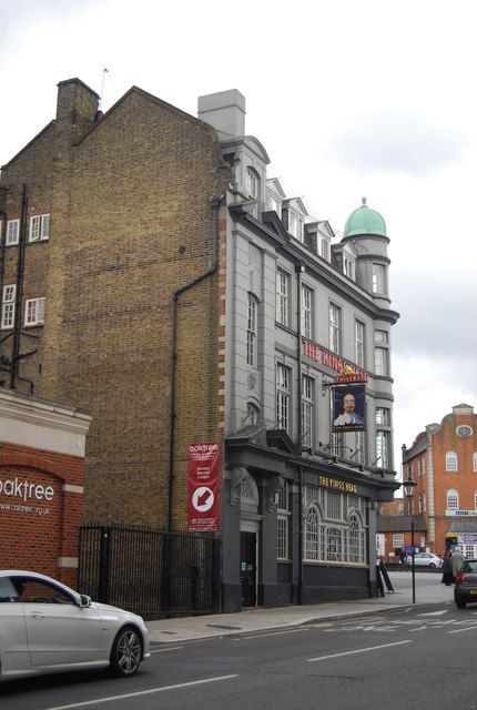 The Kings Head, Acton High St