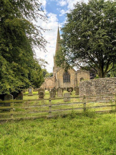 Masham, St Mary's Church