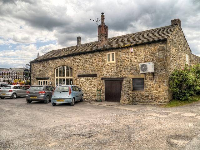 Black Bull, Theakston's Reception and Visitor Centre