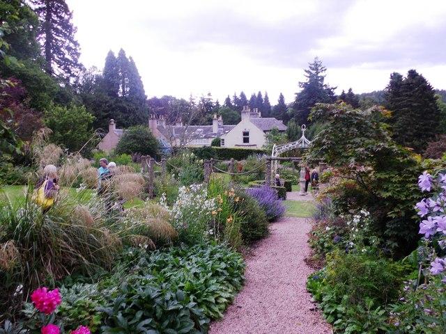 Findrack gardens, 2014