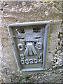 SN0215 : Ordnance Survey Flush Bracket (G3234) by Adrian Dust