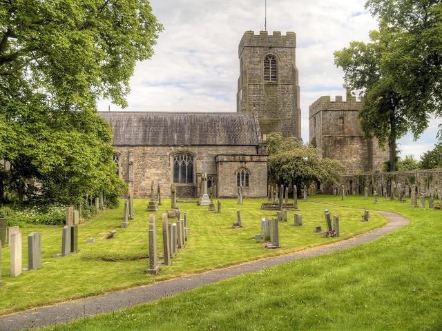 West Tanfield, The Church of St Nicholas © David Dixon :: Geograph