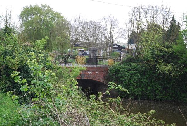 West Hythe Bridge