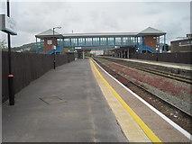 SS7597 : Neath (General) railway station by Nigel Thompson