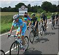 TL6137 : Tour de France comes to Essex by Hugh Venables