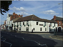 TA2609 : The White Hart pub, Grimsby by JThomas