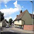 TL4849 : A quiet morning in Sawston by John Sutton