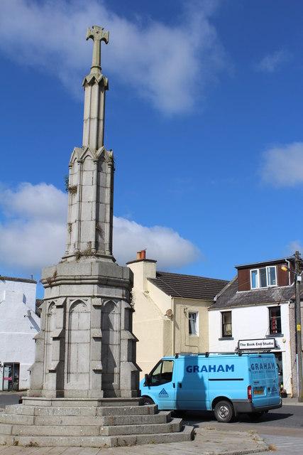 New Mercat Cross, Wigtown