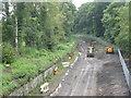 NT3267 : The Borders Railway by M J Richardson