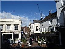 TQ5838 : The Pantiles, Tunbridge Wells by Marathon