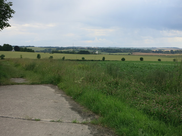 View from New Road