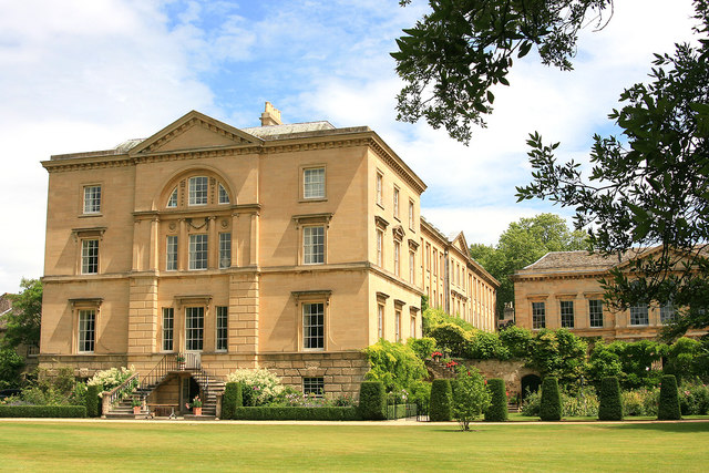 The Provost's House, Worcester College