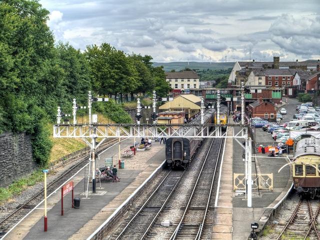 Bury, Bolton Street Station
