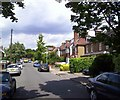 TQ0991 : Hallowell Road, Northwood by Des Blenkinsopp