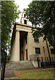 TQ3377 : St George, Wells Way by John Salmon